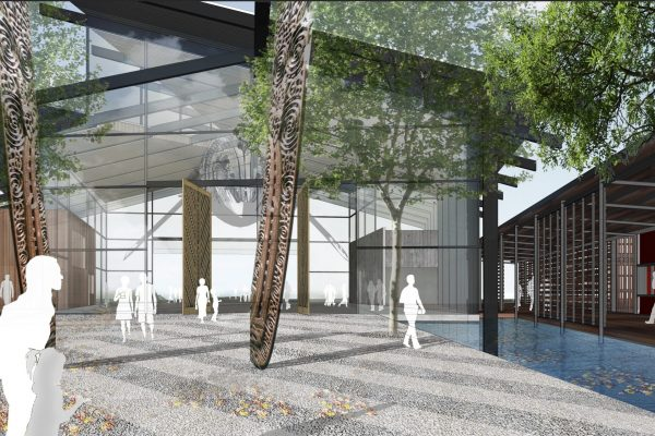 HIHIAUA CULTURAL CENTRE STAGE 1 OPENING - Teaser Image